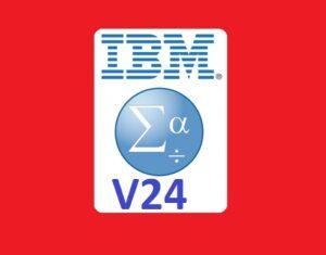 IBM SPSS Statistics 24 Free Full Download