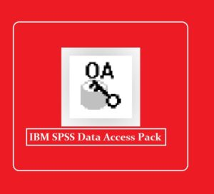 IBM SPSS Data Access Pack