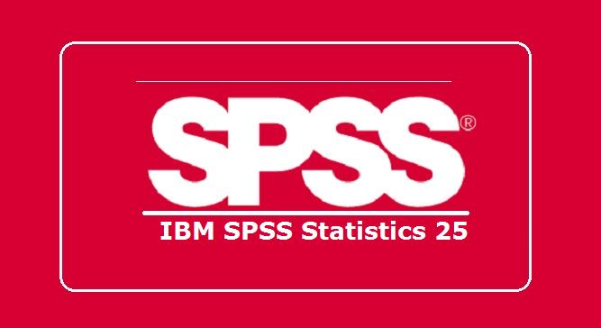 IBM SPSS Statistics 25.0