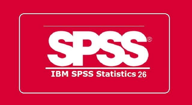 IBM SPSS Statistics 2019 v26.0